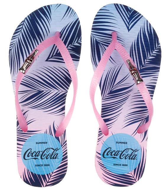 a088045c1e Calcebel Chinelo Coca Cola Hawai Cc2576 - FEMININO