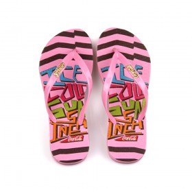 Chinelo Coca Cola Sun Bands Cc2437