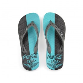 Chinelo Coca Cola Border Cc2427