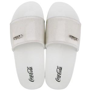 Chinelo Coca Cola Slide Glitter Cc2374