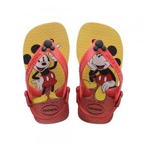 Chinelo Havaianas Baby Mickey
