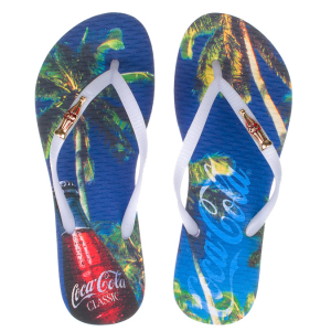 3bfdcf2aa7 Chinelo Coca Cola Tropical Bottle Cc2579