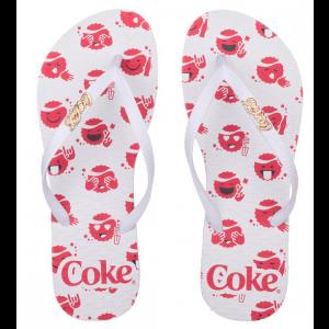 Chinelo Coca Cola Funny Emojis Cc2518