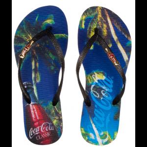 Chinelo Coca Cola Tropical Bottle Cc2579
