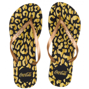 b30bddc638 Chinelo Coca Cola Safari Cc2587