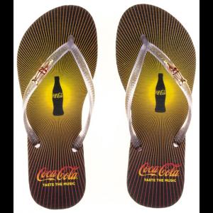 Chinelo Coca Cola Sound Cc2484
